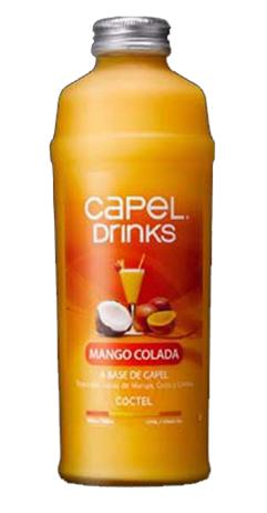 Capel Pisco Mango Cocktail